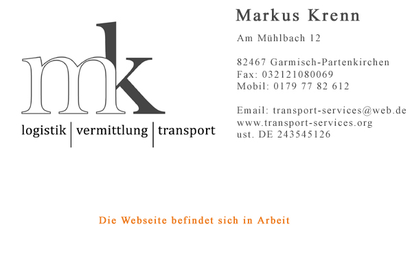 Webproject by itdepartment.de